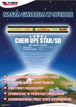 Wąż do substancji chemicznych – Chem UPE Star/SD