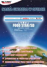 Wąż do substancji spożywczych Food Star/SD