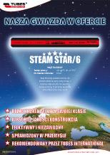 Wąż do pary Steam Star/6